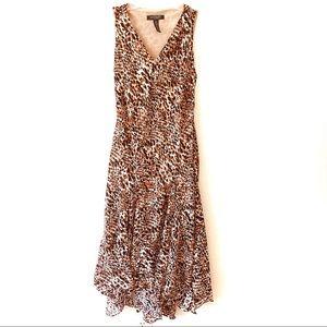 Lauren Ralph Lauren Sheer Swing Dress Petite 6